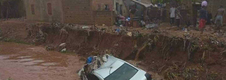Mali: respondemos ante las inundaciones en Bamako