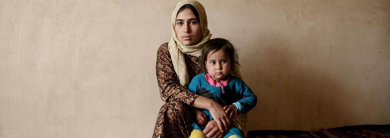 Las mujeres y las niñas afganas son la población más vulnerable