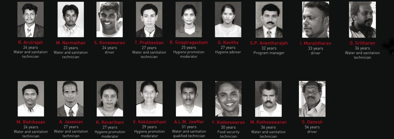 Sri Lanka: las 17 víctimas de la masacre de Muttur en el olvido