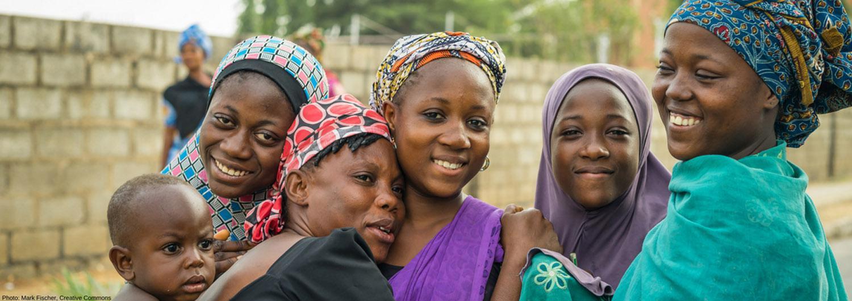 Cómo afectará el rápido y continuado crecimiento de población en Nigeria a los niveles de nutrición en las próximas décadas