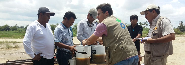 Perú: desplegamos nuestra respuesta humanitaria en Piura. Nuestras prioridades: abastecer de agua y evitar la emergencia sanitaria