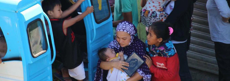 Filipinas: nos movilizamos en Marawi tras el estallido de la violencia