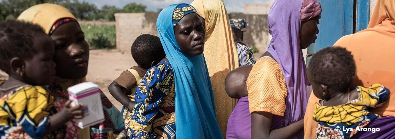 nueva cifra hambre: 821 millones de personas