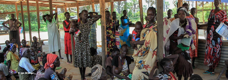 Sudán del Sur evita la hambruna pero la emergencia se extiende a nuevas zonas del país