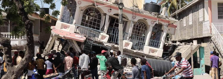 Un nuevo terremoto azota a los haitianos 11 años después.