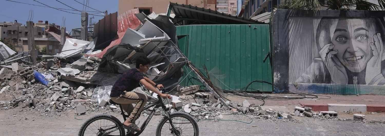 Gaza: los servicios básicos en riesgo de colapso