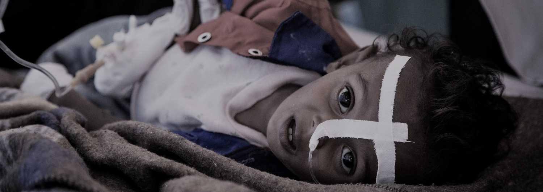 En Yemen una generación se muere de hambre