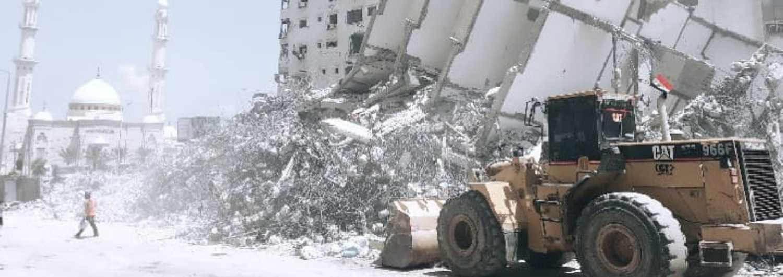 Gaza: los retos de la reconstrucción