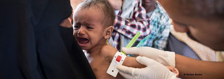 Yemen crisis humanitaria en caída libre