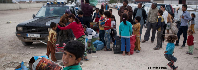 Crisis siria: cinco años de emergencia