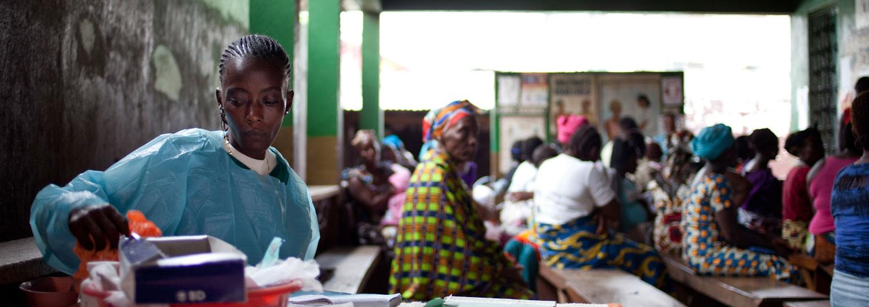 Miles de personas temen el contagio del virus del ébola en Guinea