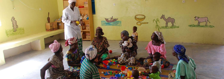Un atisbo de la vida en el Níger rural