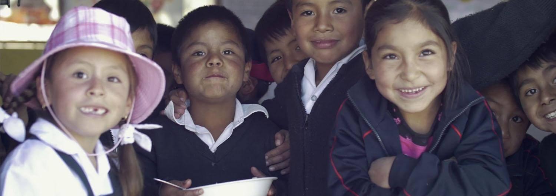 El uso del charqui ha habierto un horizonte para combatir la anemia entre las poblaciones rurales en Ayacucho