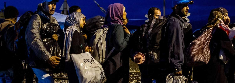 Refugiados, una crisis global: lo que necesitas saber