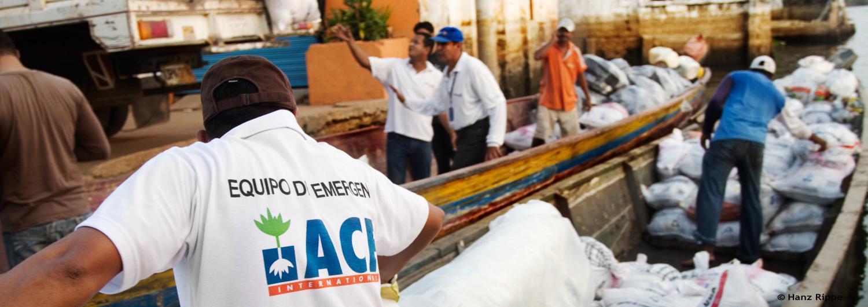 Emergencia y ayuda humanitaria