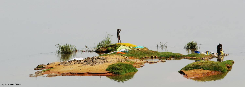 Agua limpia, saneamiento e higiene
