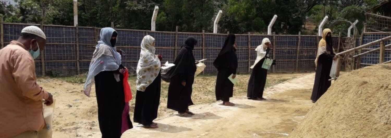 Una mirada a la crisis de rohingya tres años después