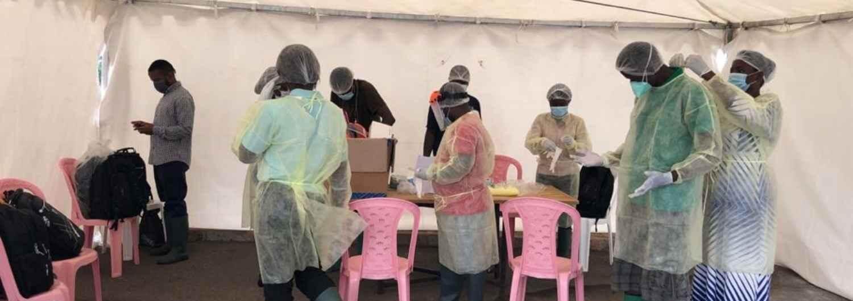 Camerún: 6 meses de lucha contra la COVID-19