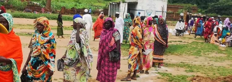 Sudán: respondemos a emergencias por la COVID e inundaciones