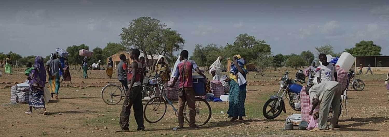 Burkina Faso: ayuda alimentaria vital para la población del norte