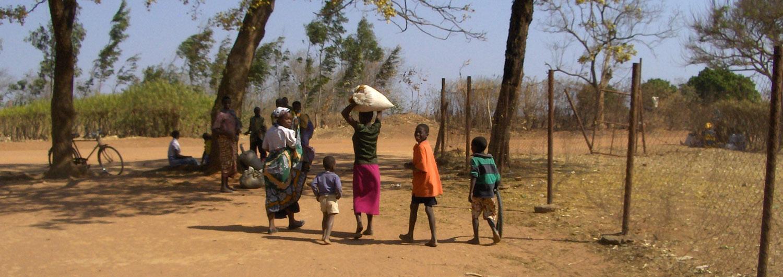 La realidad del desastre climático El Niño en Malawi