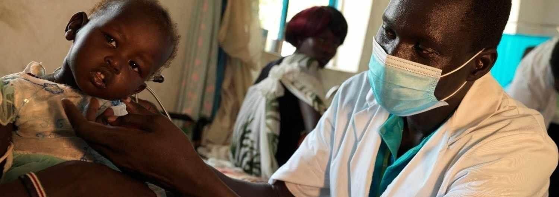 Sudán del Sur: conozca al primer médico de Paguir