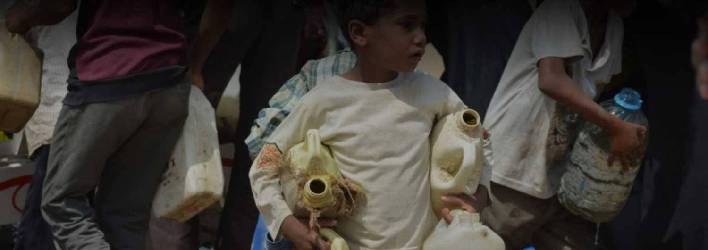 Yemen: cuando la guerra se convierte en cotidiana